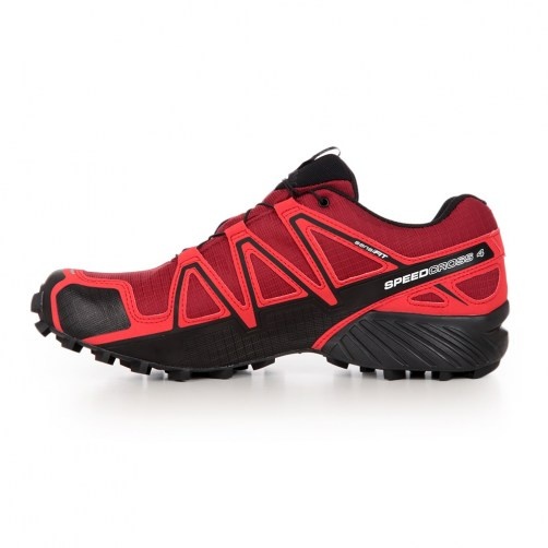 Speedcross 4 GTX Red 2