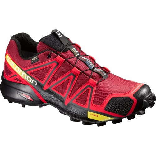 Speedcross 4 GTX Red