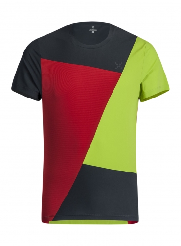 Montura Outdoor Color Block T-shirt col.4010