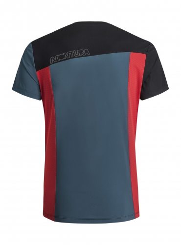 Montura Outdoor Color Block T-Shirt col. 8610