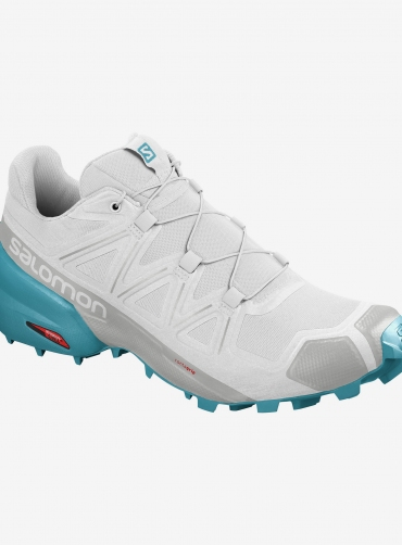 Salomon Speedcross 5 W White/bluebird