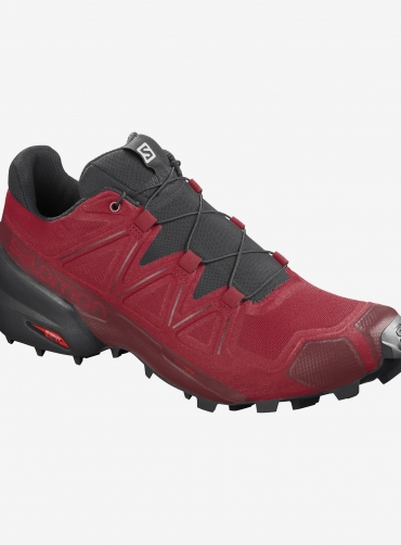 Salomon Speedcross 5 Barbados/Black